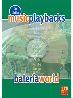 Music Playbacks CD : Bateria World CDs | Drums