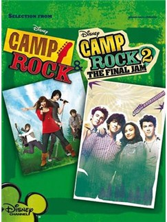 Selection from Camp Rock Books | Piano, Vocal & Guitar