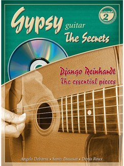 "Gypsy Guitar"" The Secrets"", Volume 2 Books and CDs 