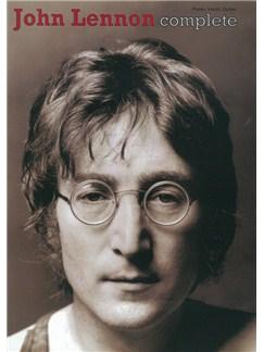 John Lennon: Complete Books | Piano, Vocal & Guitar