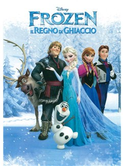 Frozen (PVG) (Italian) Books | Piano, Vocal & Guitar