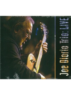 Joe Diorio Trio: Live CDs |