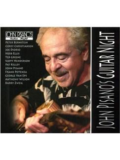 John Pisano's Guitar Nights CDs | Guitar