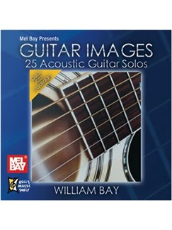 Guitar Images: 25 Acoustic Guitar Solos CDs | Guitar