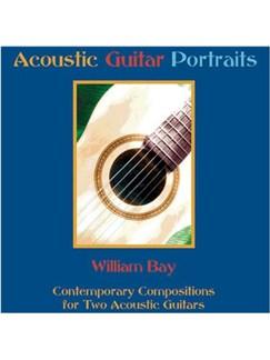 Acoustic Guitar Portraits CDs | Guitar