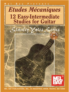 Etudes Mecaniques Books and CDs | Guitar