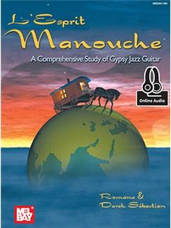 Romane/Derek Sebastian: L'Esprit Manouche (Book/Online Audio) Books and Digital Audio | Guitar