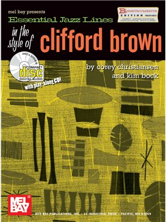 Essential Jazz Lines: In the Style of Clifford Brown-B Flat Books and CDs | B Flat Instruments