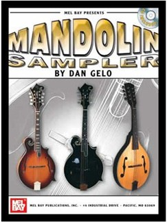 Mandolin Sampler Books and CDs | Mandolin