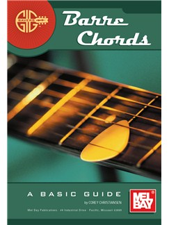 Gig Savers: Barre Chords Books | Guitar, Guitar Tab