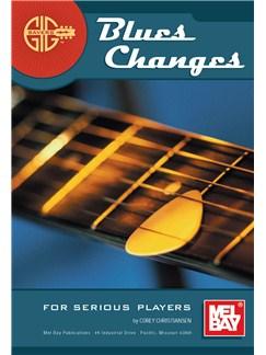 Gig Savers: Blues Changes Books | Guitar, Guitar Tab
