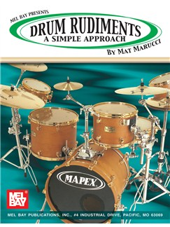 Drum Rudiments Books | Snare Drum