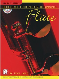 Solo Collection for Beginning Flute Books and CDs | Flute