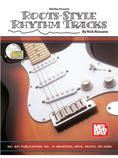 Roots-Style Rhythm Tracks Books and CDs | Guitar