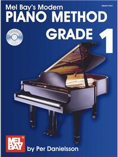 Modern Piano Method Grade 1 Books and CDs | Piano