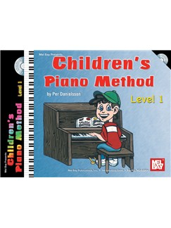 Children's Piano Method: Level 1 Books and CDs | Piano