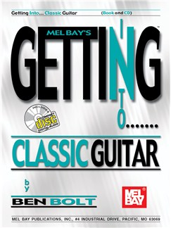 Getting into Classic Guitar Books and CDs | Guitar