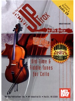 Backup Trax: Old Time & Fiddle Tunes for Cello Books and CDs | Cello