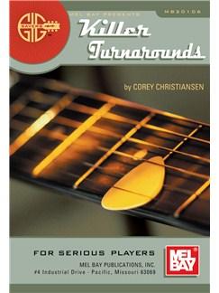 Gig Savers: Killer Turnarounds Books | Guitar
