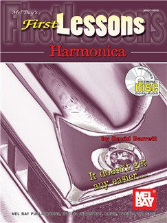 First Lessons Harmonica Books and CDs | Harmonica
