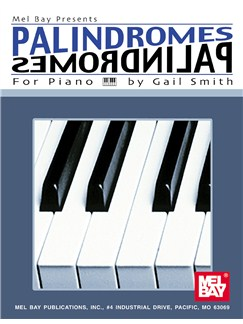 Palindromes for Piano Books | Piano