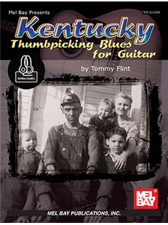 Kentucky Thumbpicking Blues For Guitar Books | Guitar