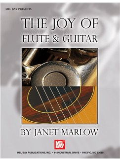The Joy Of Flute And Guitar Books | Guitar