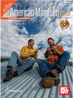 Brian Wicklund/Ben Winship: American Mandolin Method - Volume 2 Books and CDs | Mandolin