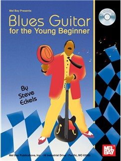 Blues Guitar for the Young Beginner Books and CDs | Guitar