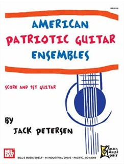 American Patriotic Guitar Ensembles Books | Guitar