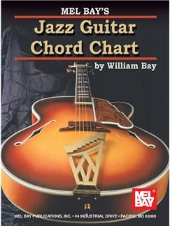 Jazz Guitar Chord Chart    Guitar