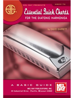 Gig Savers: Essential Quick Charts for the Diatonic Harmonica  | Harmonica