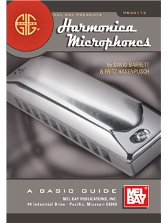 Gig Savers: Harmonica Microphones Books | Harmonica