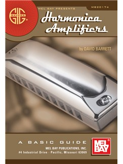 Gig Savers: Harmonica Amplifiers Books | Harmonica
