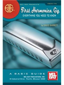 Gig Savers: First Harmonica Gig Books | Harmonica