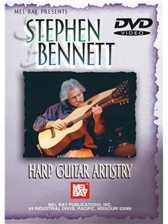 Stephen Bennett: Harp Guitar Artistry DVDs / Videos | Guitar