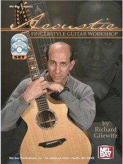 Acoustic Fingerstyle Guitar Workshop Books, CDs and DVDs / Videos | Guitar, Guitar Tab