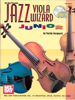 Jazz Viola Wizard Junior, Book 1 Books and CDs | Viola