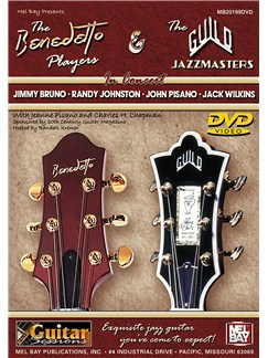 The Benedetto Players DVDs / Videos | Guitar