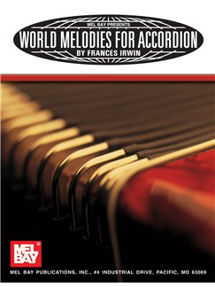 World Melodies for Accordion Books | Accordion