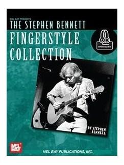 The Stephen Bennett Fingerstyle Collection Books | Guitar