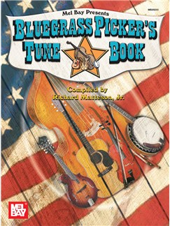 Bluegrass Picker's Tune Book Books | Guitar