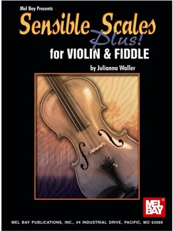 Sensible Scales Plus! Books | Violin