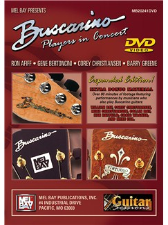 Buscarino Players In Concert Expanded Edition DVDs / Videos | Guitar