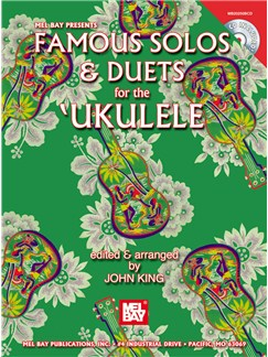 Famous Solos and Duets for the Ukulele Books and CDs | Ukulele