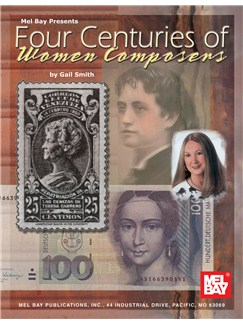 Four Centuries of Women Composers Books | Piano