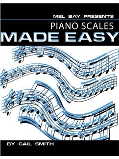 Piano Scales Made Easy Books | Piano