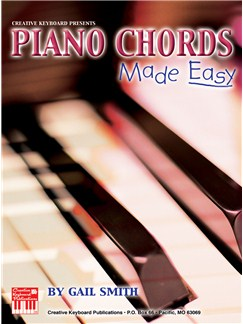 Piano Chords Made Easy Books | Piano