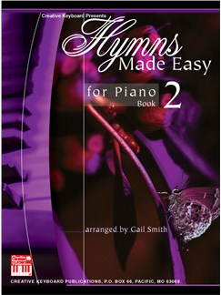 Hymns Made Easy for Piano Book 2 Books | Piano