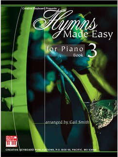 Hymns Made Easy for Piano Book 3 Books | Piano